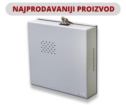 Picture of Sigurnosna kutija/sef za videosnimač , BP-KVS-01