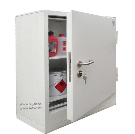 Picture of Sigurnosni ormar za zapaljive tekućine, Model SO2