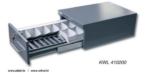 Picture of Stolna blagajna-ladica, model KWL410200