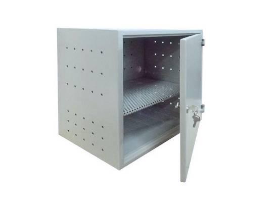 Picture of Metalni ormarić za spremanje informatičke opreme - Model BP-IO1