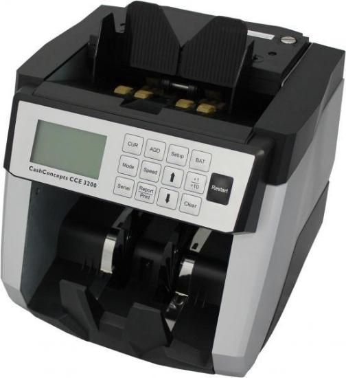 Picture of Brojač novčanica, model CCE3200 Cash Concepts