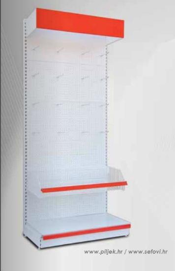 Picture of Police za trgovine, model BP-TP8