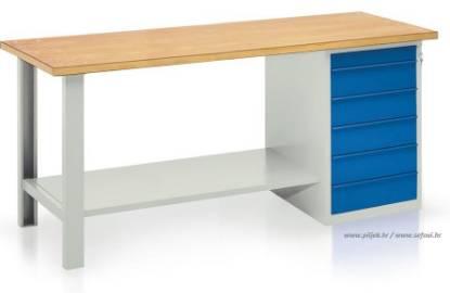 Picture of Radionički stol, model BP-RS5I