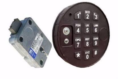 Picture of Elektronska brava M-Locks EM3520