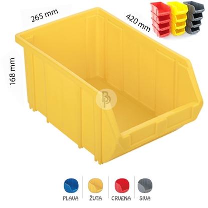 plastične kutije