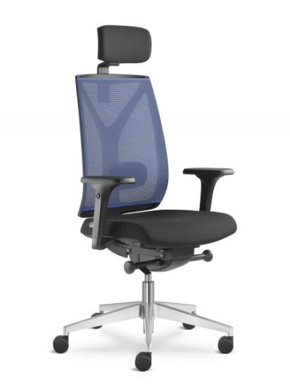 Picture of Uredska ergonomska stolica - LEAF