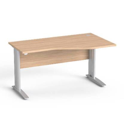 Picture of Drveni stol s metalnim nogama BP-SV33