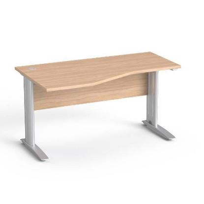 Picture of Drveni stol s metalnim nogama BP-SV34
