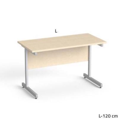 Picture of Drveni stol s metalnim nogama BP-SV25