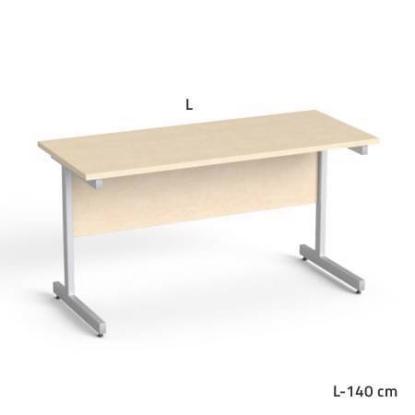 Picture of Drveni stol s metalnim nogama BP-SV26