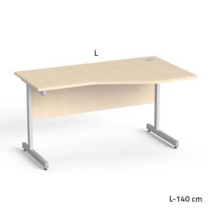 Picture of Drveni stol s metalnim nogama BP-SV27