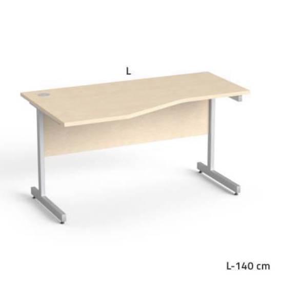 Picture of Drveni stol s metalnim nogama BP-SV28